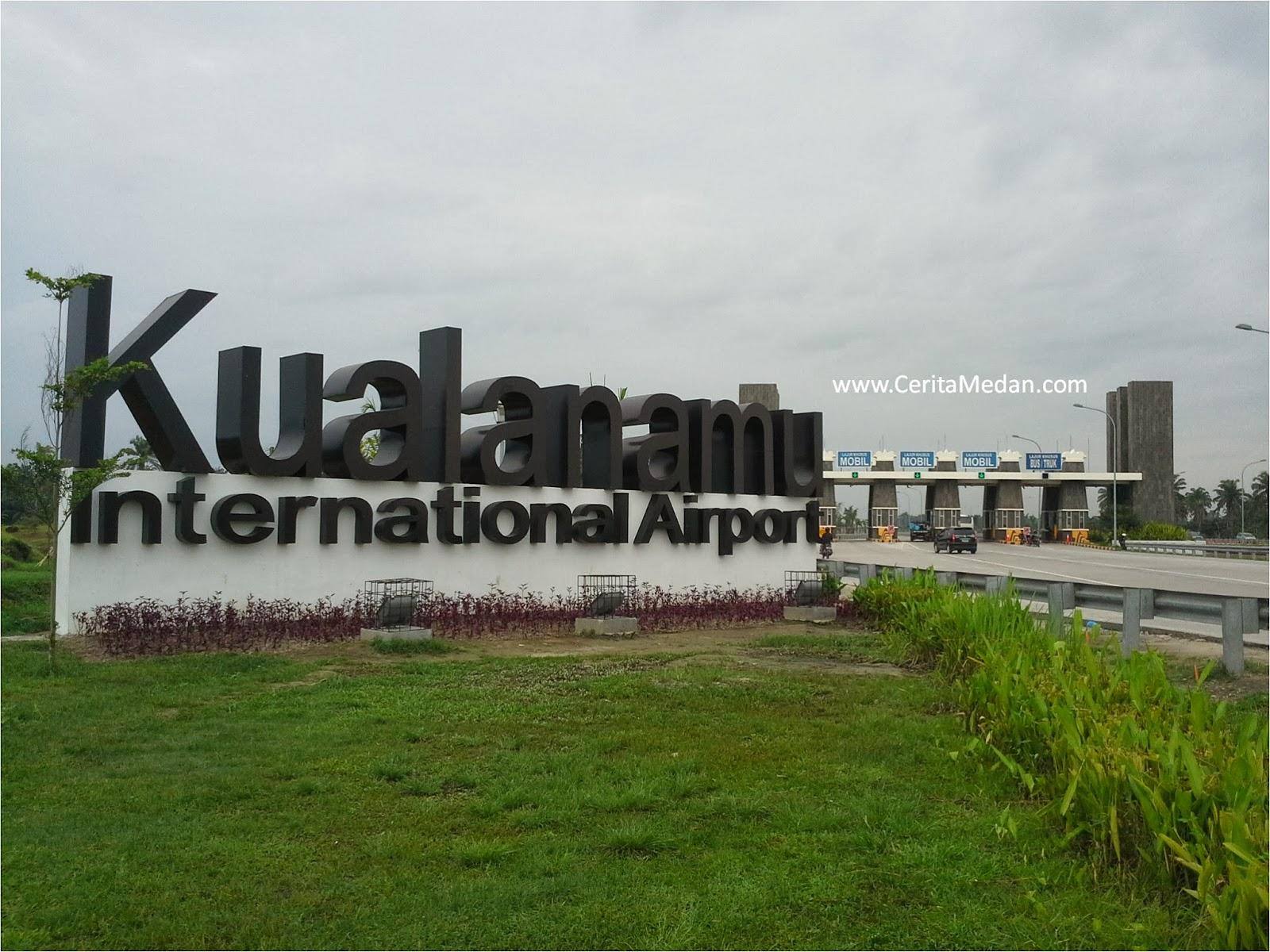 Gerbang Kualanamu
