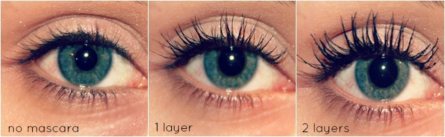 Maybelline The Falsies feather-look mascara review