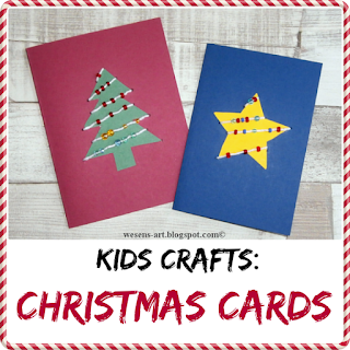 ChristmasCards wesens-art.blogspot.com