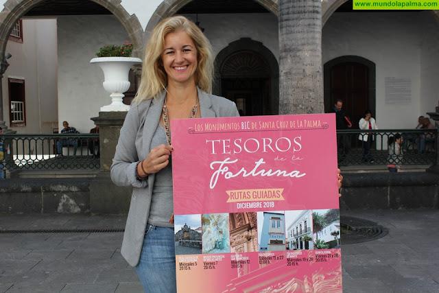 El Ayuntamiento de Santa Cruz de La Palma pone en marcha un proyecto para dar a conocer los monumentos BIC de la ciudad