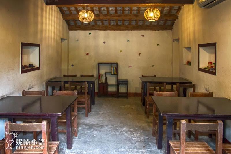 【宜蘭員山】花田村咖啡。古樸農舍湖畔咖啡館