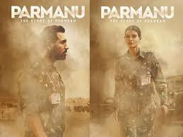 Parmanu Movie Poster
