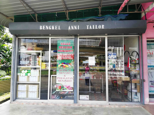 Anni Hair & Beauty Salon Muslimah Paya Pulai