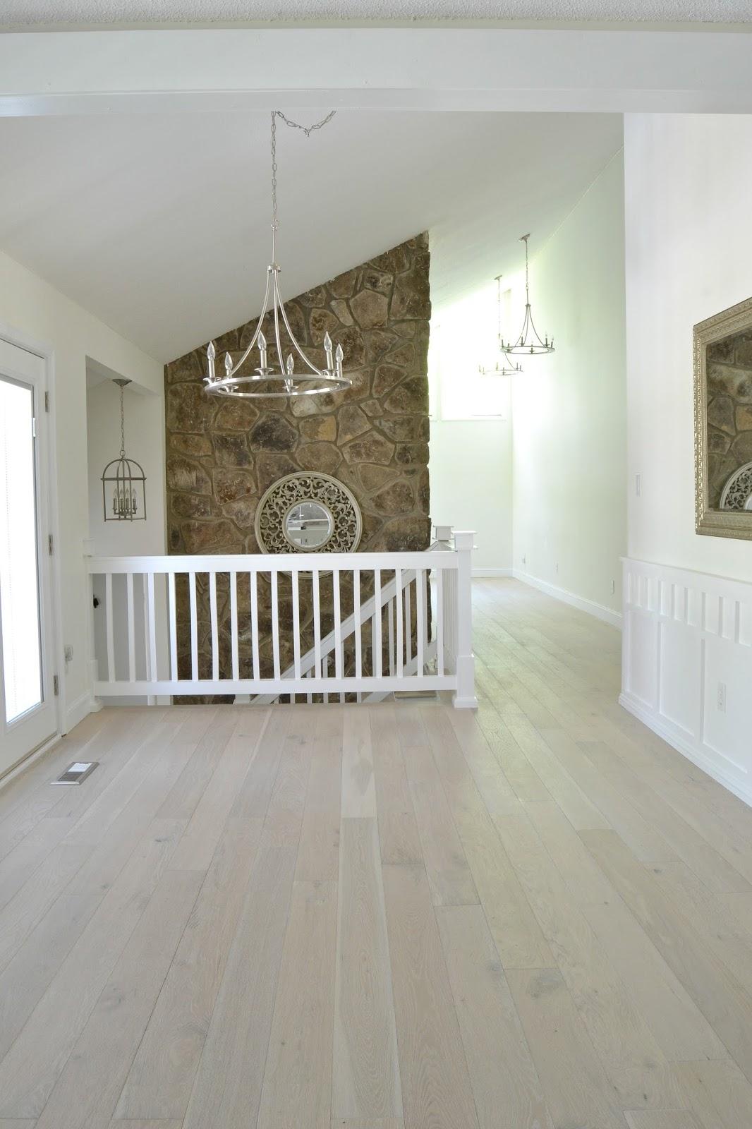 Livelovediy Our New Whitewashed Hardwood Flooring (and