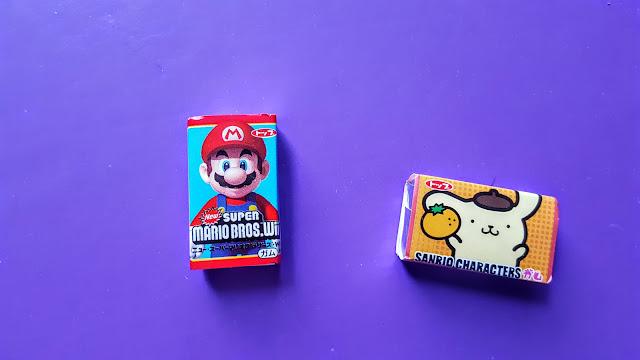 sanrio gum