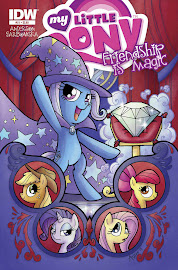 MLP Friendship is Magic #21 Comic