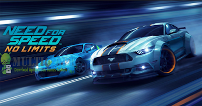 Need For Speed No Limits Terbaru v2.1.1 Apk Mod Data All GPU Android