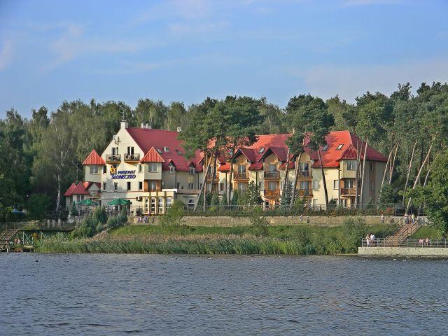 Sława, Jezioro Sławskie