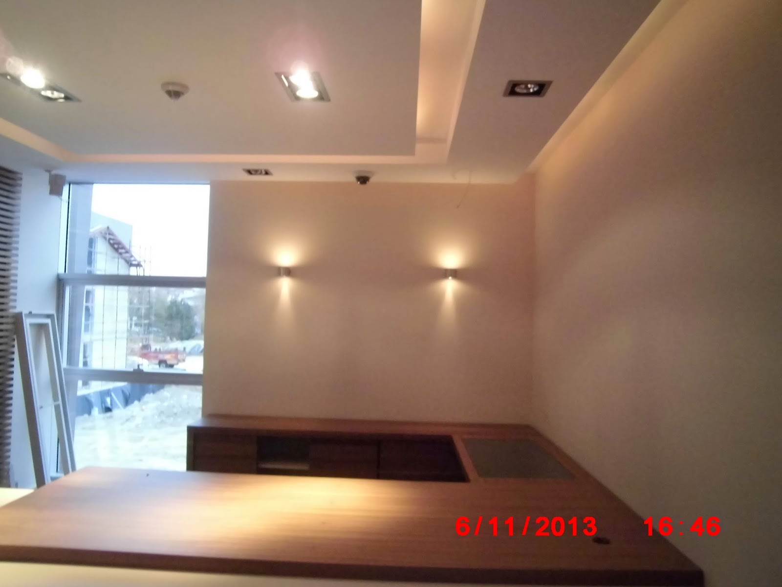 ofis alçıpan asma tavan modelleri