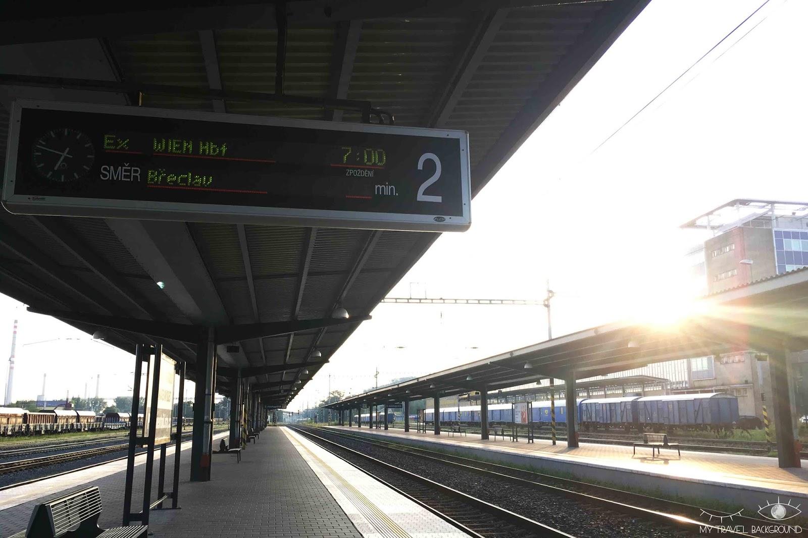 My Travel Background : traverser l'Europe en train : mon expérience du pass interrail (+ les réponses à vous questions) - Ostrava, République Tchèque