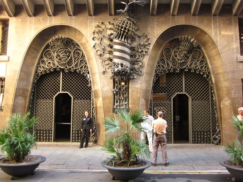 Barcelona Modernism Antoni Gaudi Beautiful Places Of