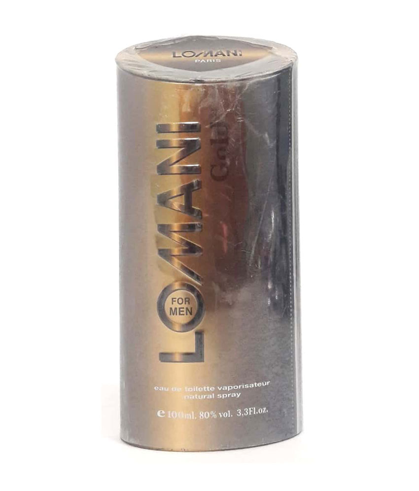 Lomani Gold For Men Perfume 100 ML