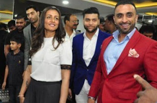 Mahesh Wife Namrata Launched Kris Gethin Gym