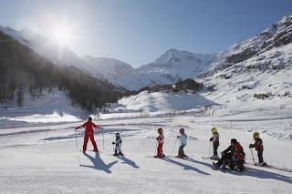 Ski Unterricht für die ganz kleinen und großen!