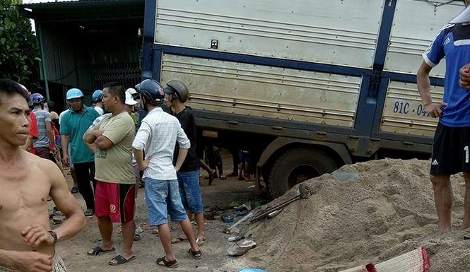 Gia Lai: Xe tải gây tai nạn liên hoàn, 2 người chết, 4 người khác nguy kịch
