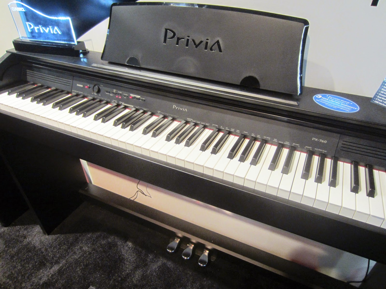 Digital Piano Keyboard Price : az piano reviews review casio px760 digital piano recommended low priced and high ~ Russianpoet.info Haus und Dekorationen