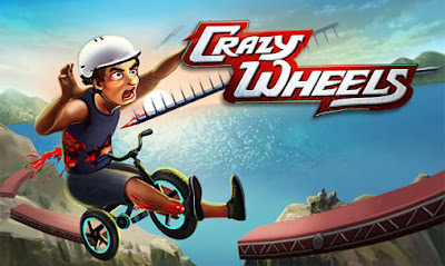 Crazy wheels (MOD, unlimited gems) APK Download