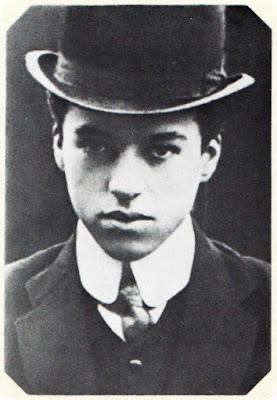 Молодой Чарли Чаплин (1906 г.)