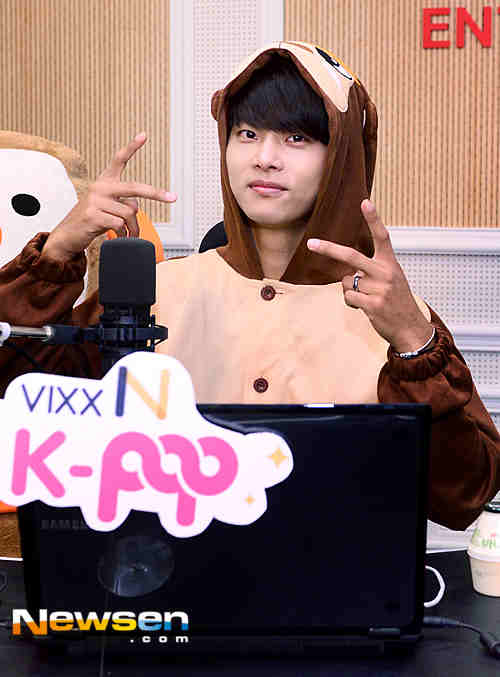 VIXX's N reveals personalities he wants to invite as guests
