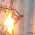 Vídeo: Homem morre eletrocutado durante ato pró-Dilma, assista