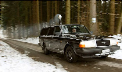 Saab 9 4x nastan avkladd