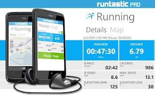 Runtastic, aplicaciones para correr