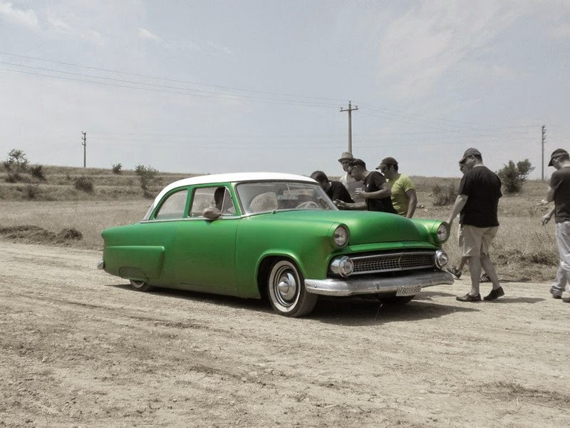 Rodcitygarage 1954 Ford Customline
