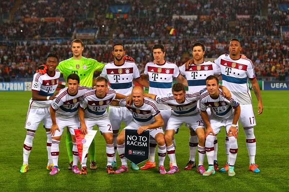 Daftar Skuad Pemain Bayern Munchen 2014-2015