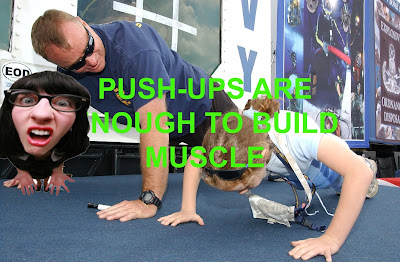 Push-up-workouts