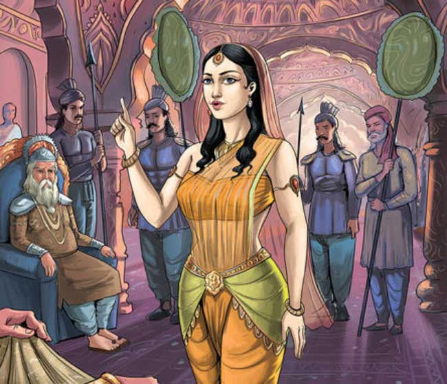 9 ಸುರಸುಂದರಿಯರು : 9 Beautiful Women from Ramayana and Maha Bharat