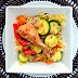 Tarragon Chicken With Fennel And Zucchini