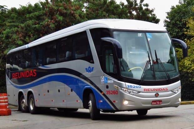 Reunidas pagará indenização por mau cheiro no ônibus