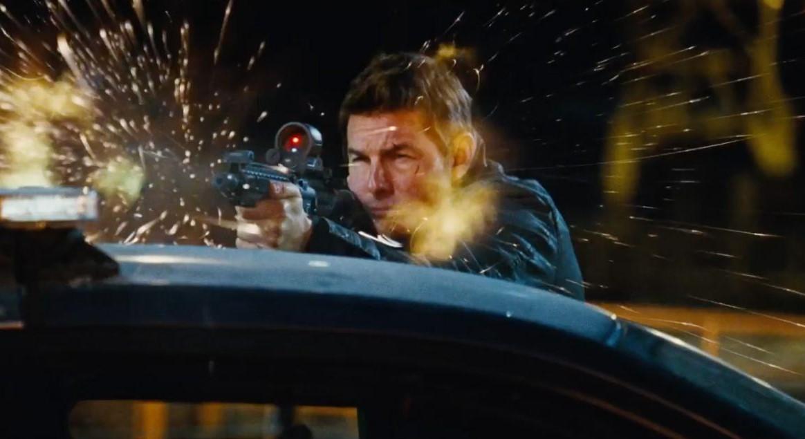 """Tom Cruise eleva a ação nos vídeos inéditos de """"Jack Reacher 2: Sem Retorno"""""""