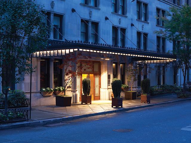 Restaurante Daniel em Nova York
