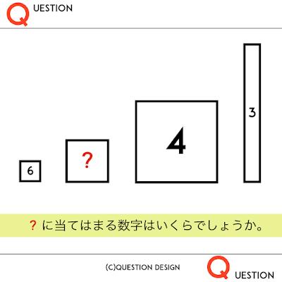 Q395 大小の四角