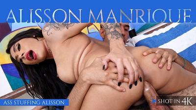 Trans500 – Ass Stuffing Alisson Manrique