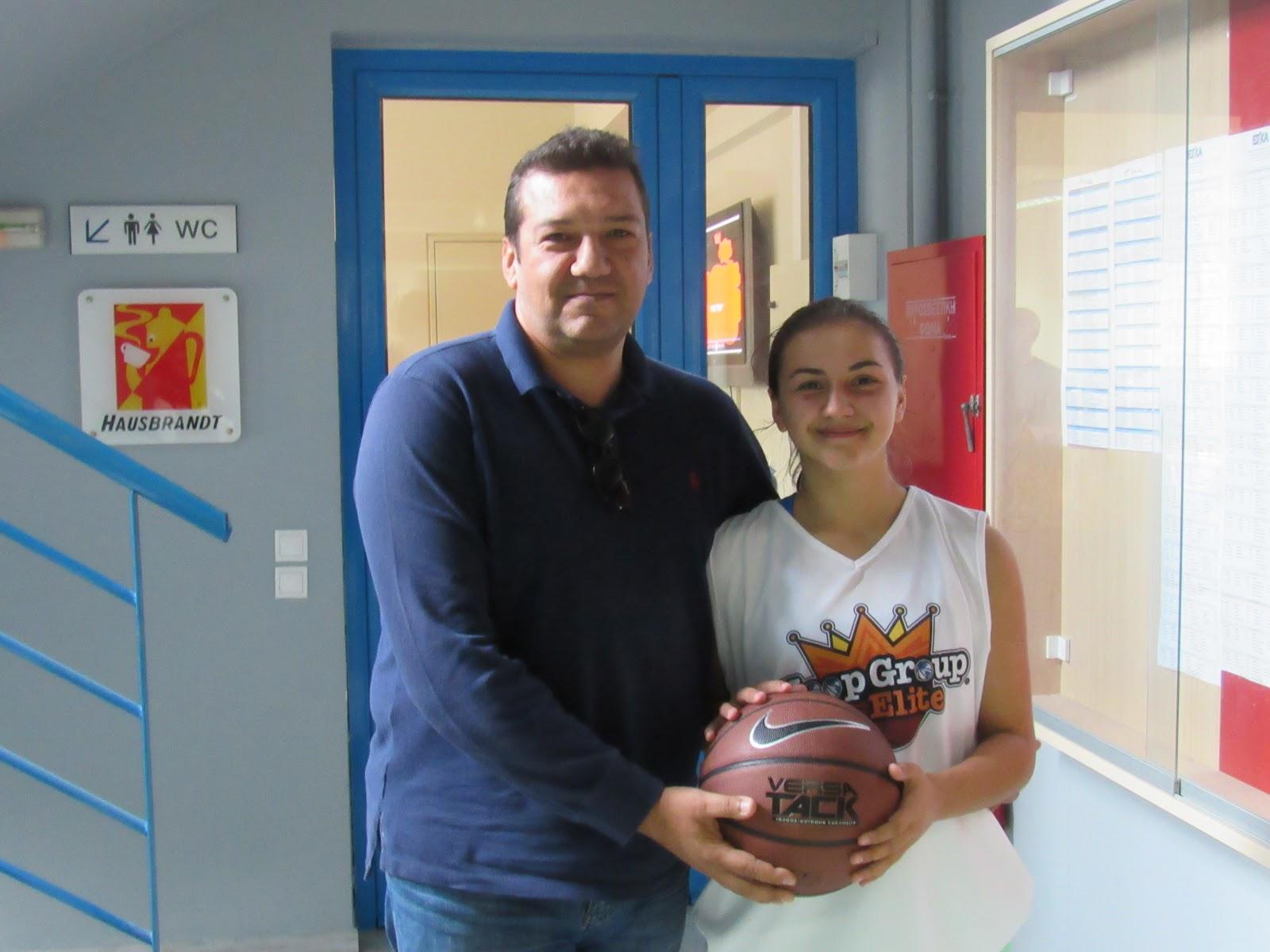 5894fdd9aab Ο συνδυασμός του μπάσκετ με τις σπουδές και πως αυτά μπορούν να  αναπτύσσονται παράλληλα είναι κάτι που απασχολεί πάντα τους γονείς. Το Hoop  Camp κατανοώντας ...