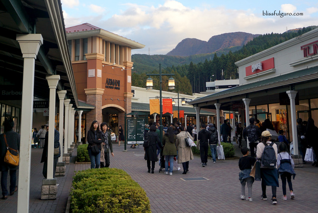 Gotemba Premium Outlets Blog
