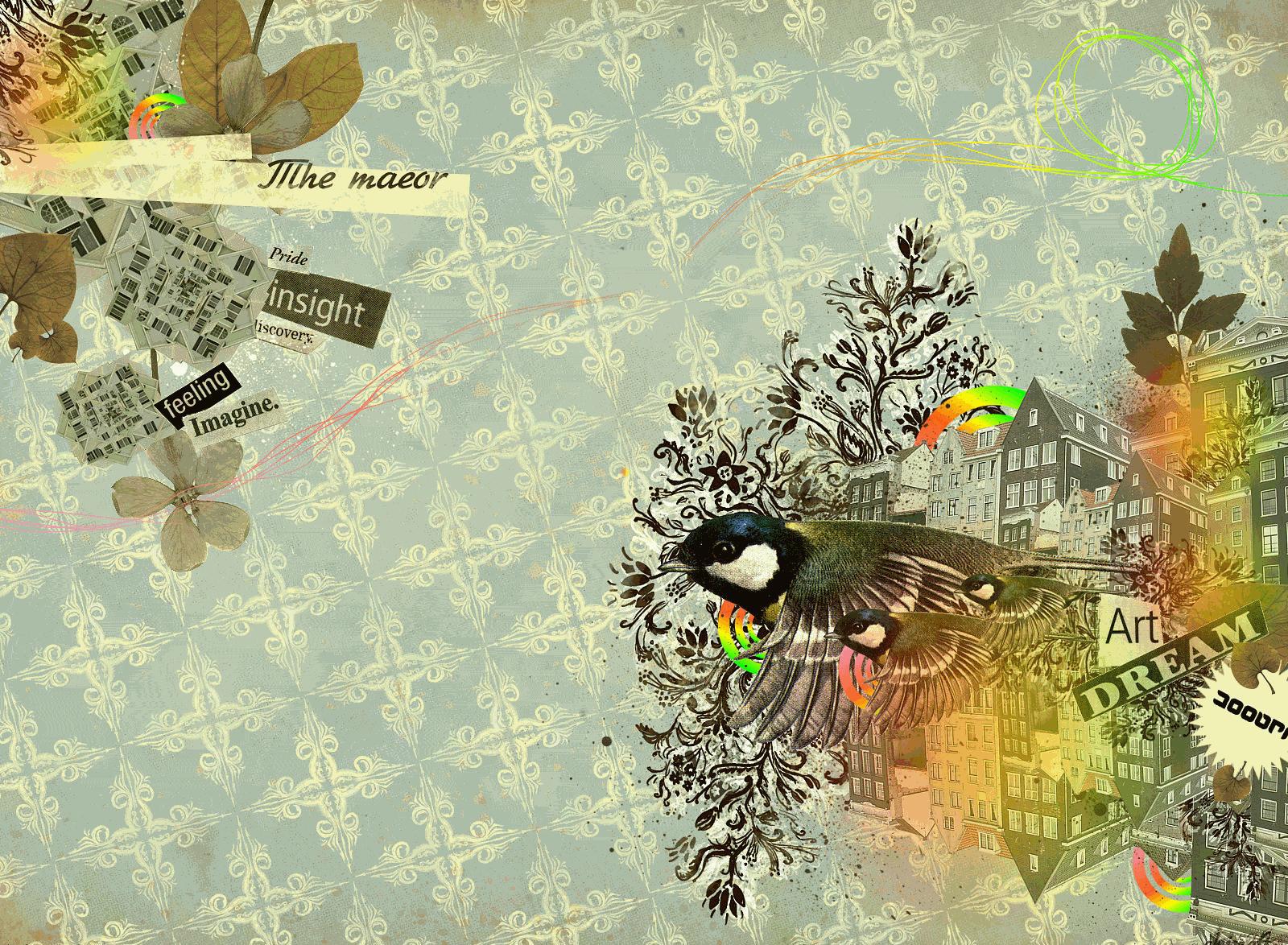 Retro Desktop Wallpaper: Kane Blog Picz: Vintage Desktop Wallpapers Hd