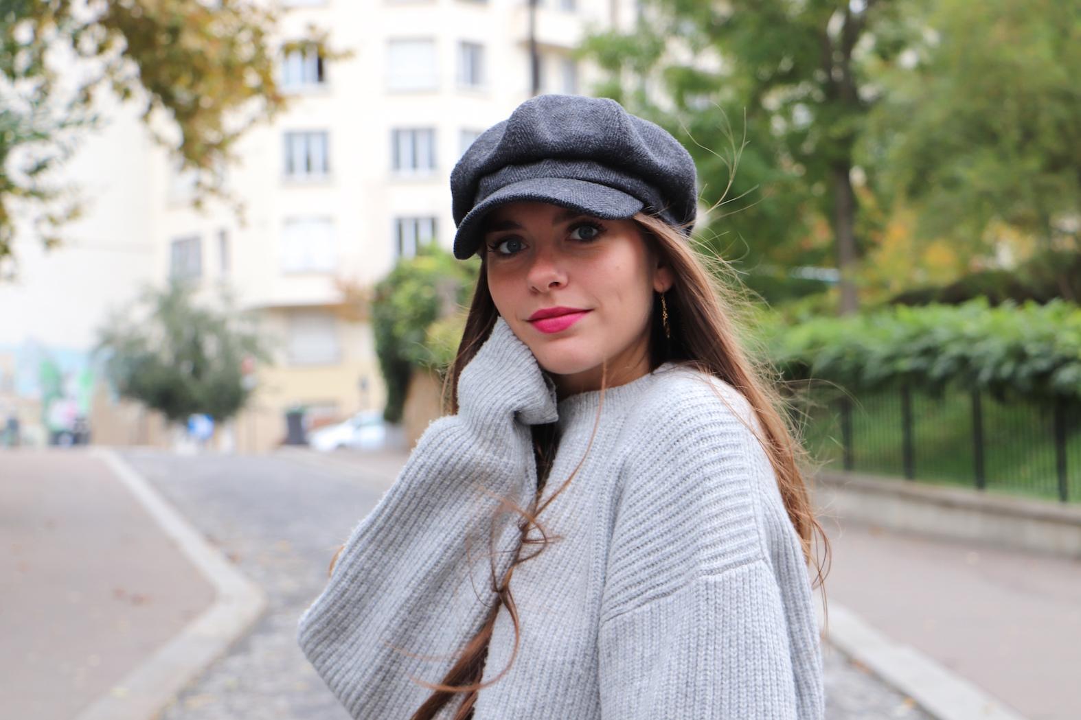 blog mode casquette
