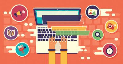 Cara Mengatur Postingan Blog