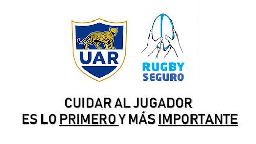 Presentación de Rugby Seguro