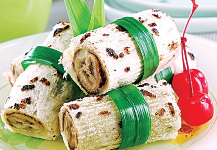 Pin Resep Membuat Roll Cake Green Tea Cake on Pinterest