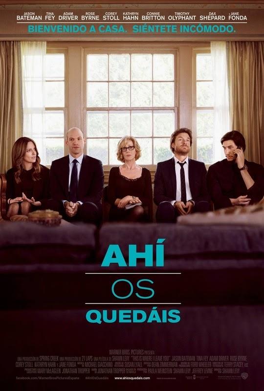Ahi os quedais - Ahí os quedáis (2014) [BR-SCREENER 1080p][Castellano][Comedia]