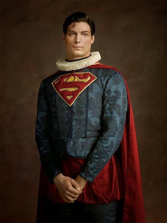 Super Homem medieval