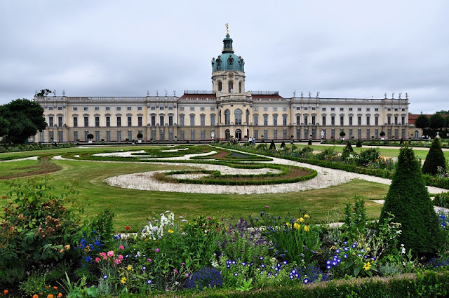 Schlosspark Charlottenburg em Berlim