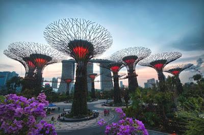 5 Tempat Menarik Bercuti di Singapura