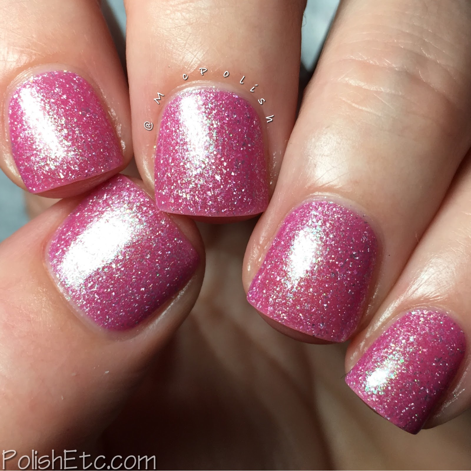 Takko Lacquer - Color4Nails Exclusives - McPolish - Watermelon Tourmaline
