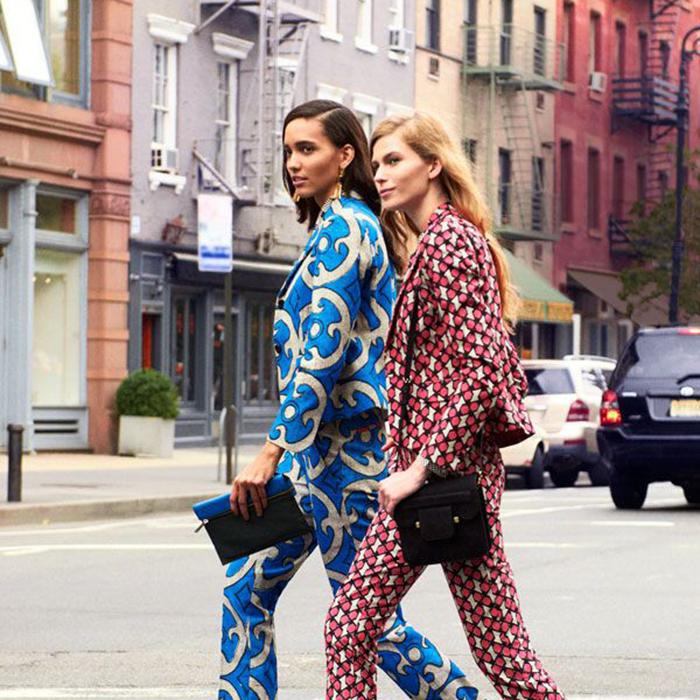 Trend Report | Suit Combo