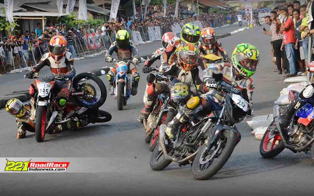 Road Race JEPARA 2017, Hasil Lomba & Cerita Aksi Dalam Galery